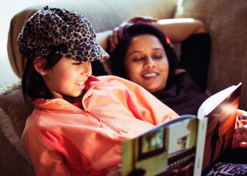 How Mother-Daughter Book Clubs Can Help Girls (and Moms!) Find Their Voice