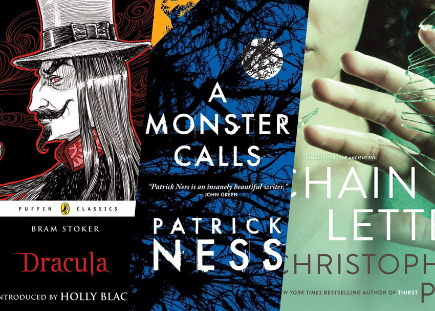 Surefire Ya Scares 13 Of The Best Teen Horror Books Brightly
