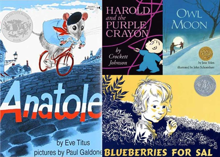 Classic Children's Books for 3- to 5-Year-Olds