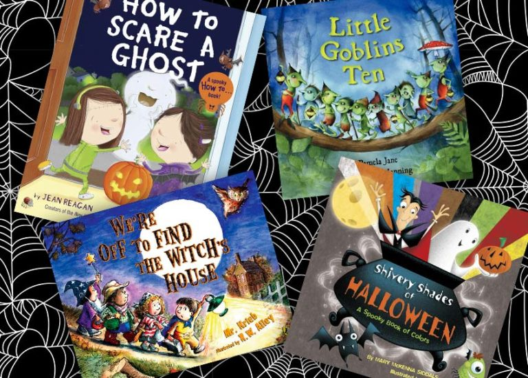 Going Fright-Free: 12 Not-So-Scary Picture Books for Halloween Thumbnail