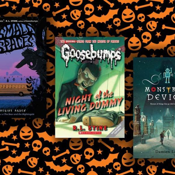 Spooky, Semi-Scary Books for Tweens | Brightly