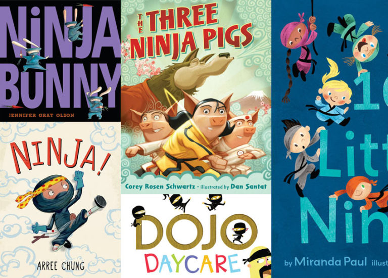 Ninja Books for Kids