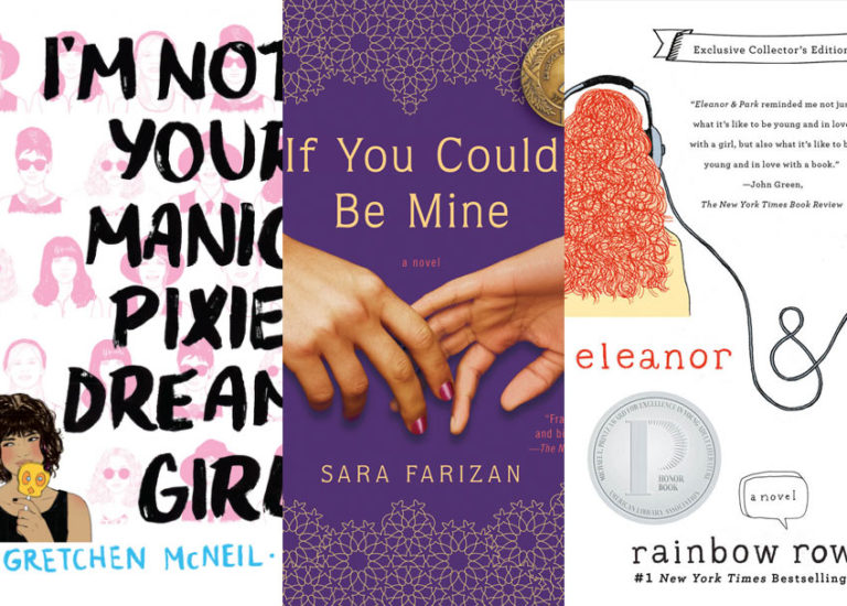 Groundbreaking Female Characters in YA