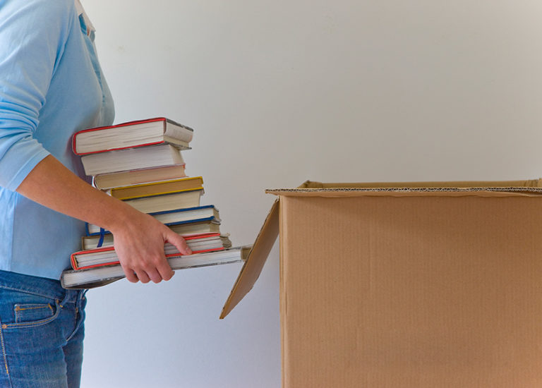 5 Great Places to Donate Your Old Books | Brightly
