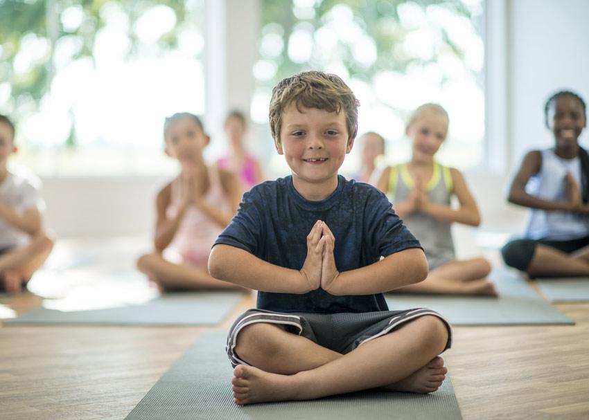 Image result for meditation kids