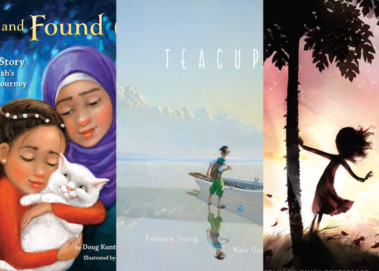 Kids' Books About the Refugee Experience