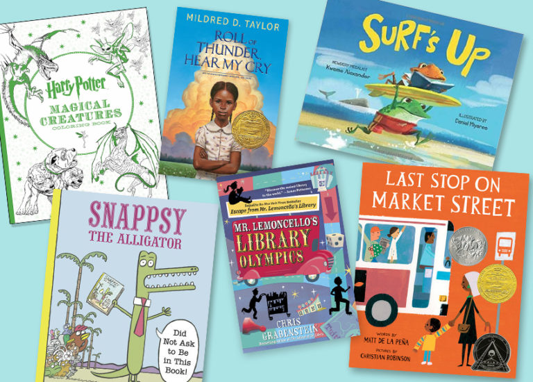 The Read Ahead: <br>Kid Lit News & Views — <br>March 2016 Edition Thumbnail