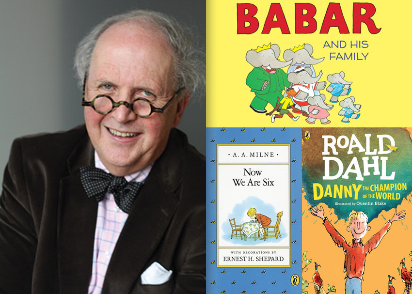 The Stories Alexander Mccall Smith Reads To His