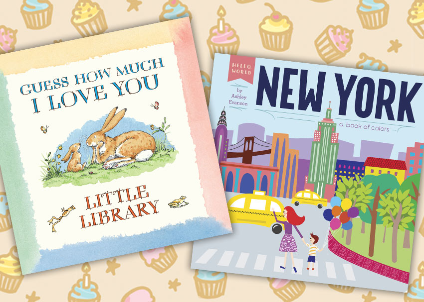 The Best Bookish Birthday Gifts For 1 And 2 Year Olds By Dena McMurdie