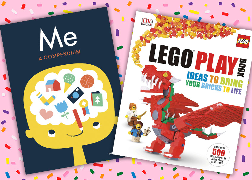 The Best Bookish Birthday Gifts For 5 And 6 Year Olds By Sharon Holbrook