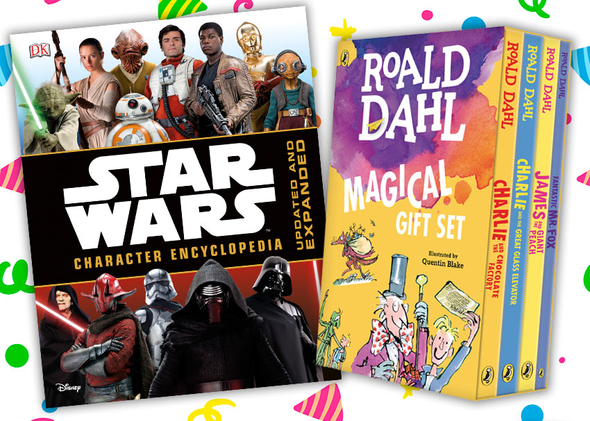 The Best Bookish Birthday Gifts For 7 And 8 Year Olds By Devon A Corneal