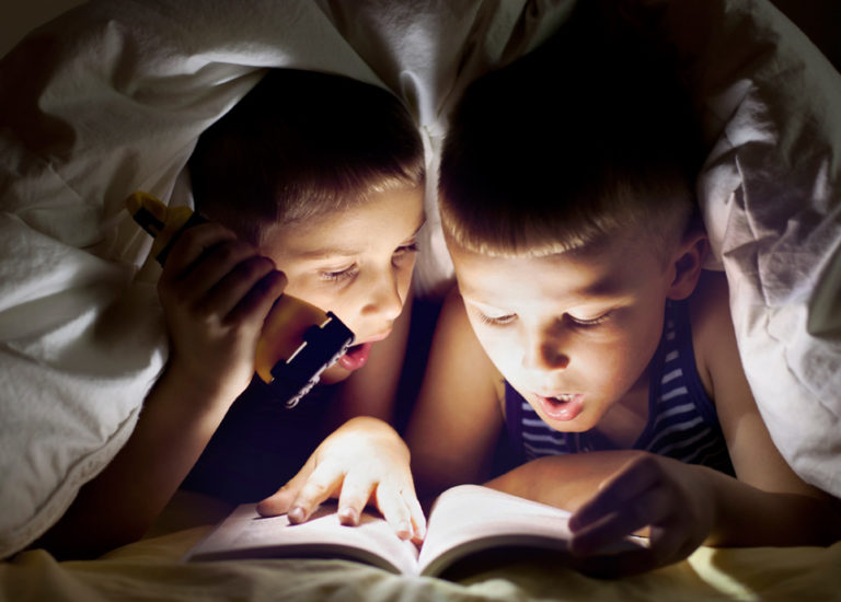 Don't Banish the Ogre: <br>Why We Should Share Sad and Scary Stories with Kids Thumbnail