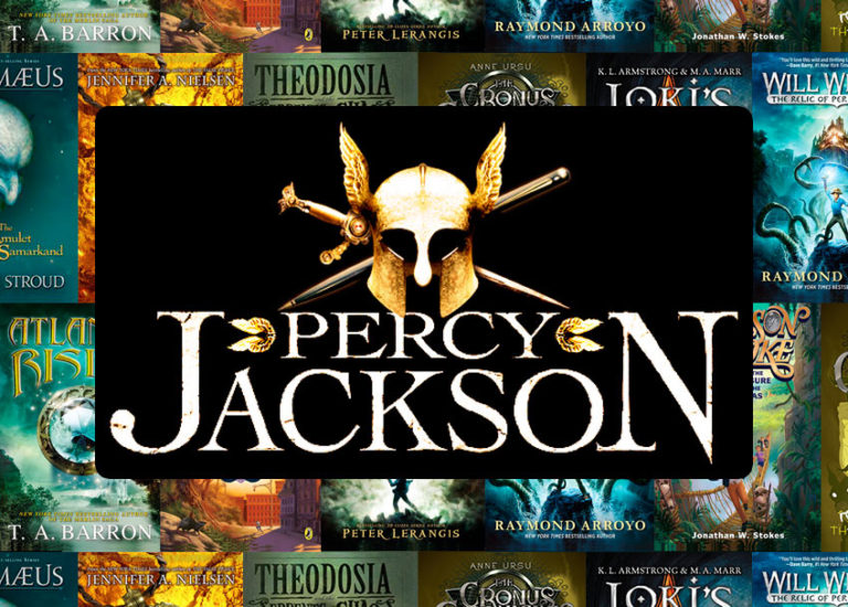 books-like-percy-jackson