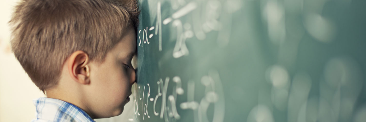 Numbers Are Our Friends: <br>How to Help Our Kids Conquer 'Mathophobia' Thumbnail