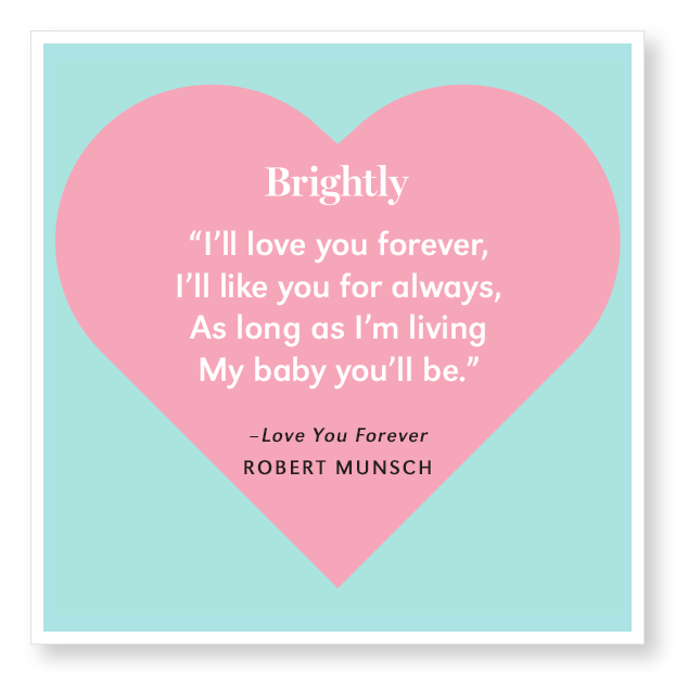 Childrens Book Quotes 12 Sweet Children's Book Quotes About Motherhood | Brightly Childrens Book Quotes