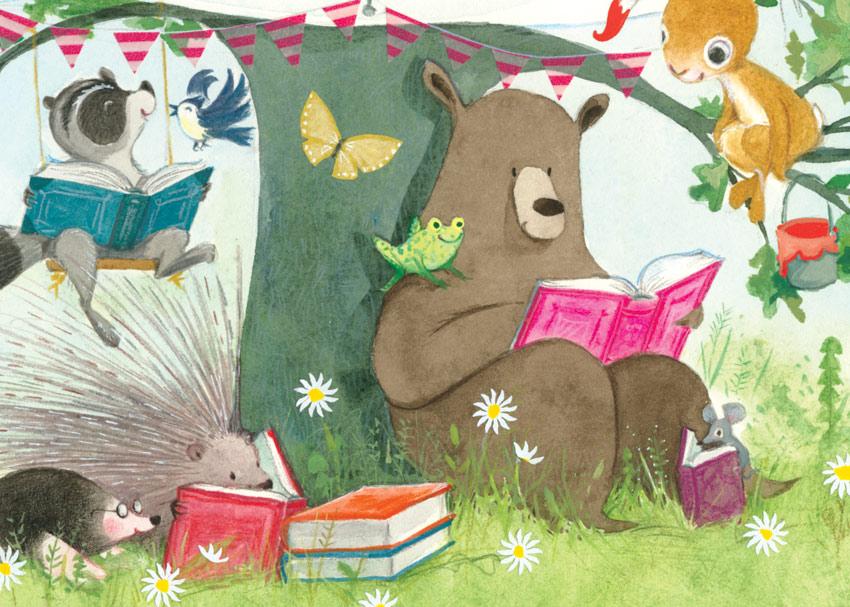 8 Delightful Children's Books That Celebrate Reading ...