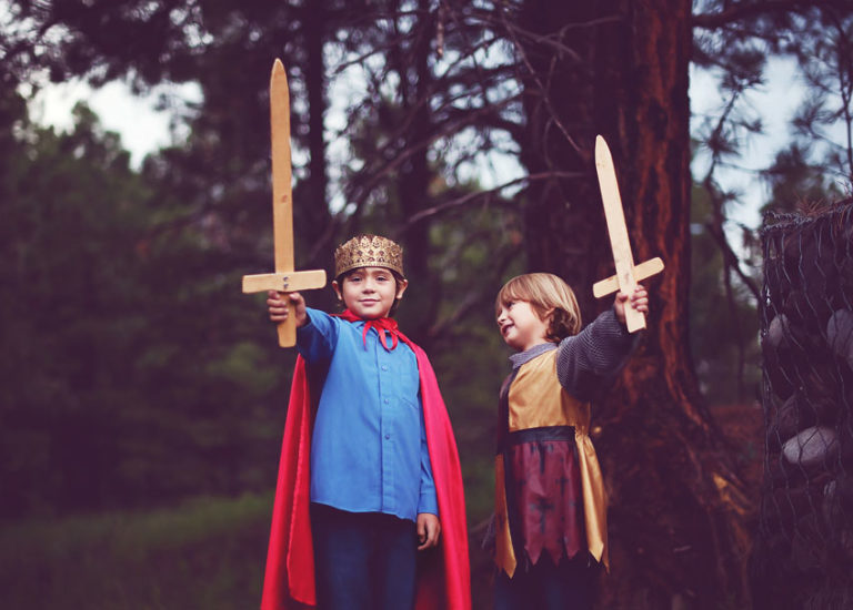 Knights in Training: <br>Books About Adventure, Chivalry, and Courage for Young Readers Thumbnail