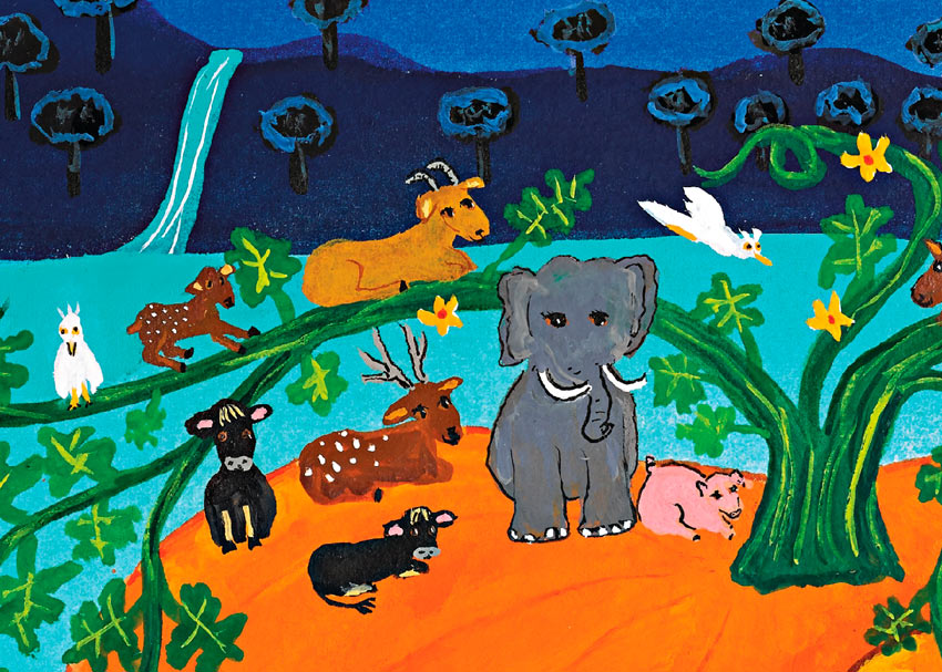 Books That Introduce Indian Folktales Culture And History To Kids