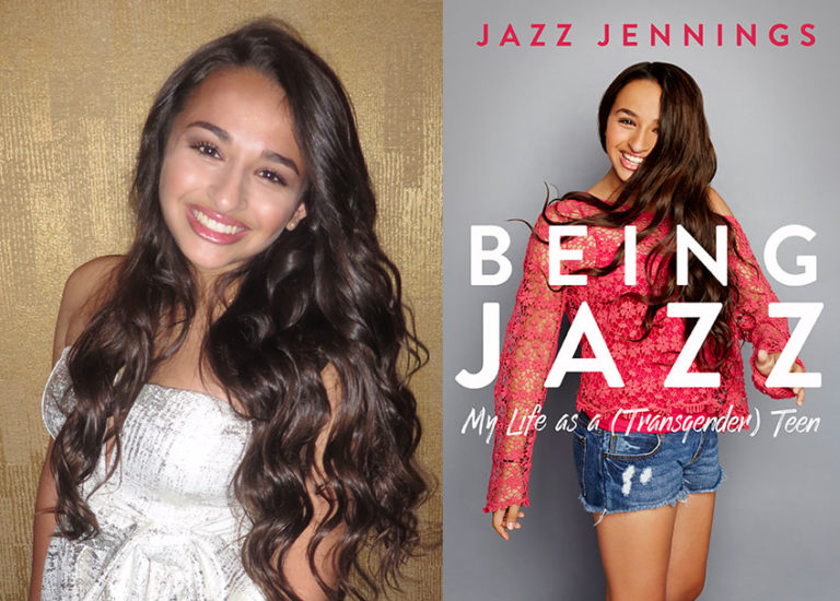 Jazz Jennings, author of Being Jazz