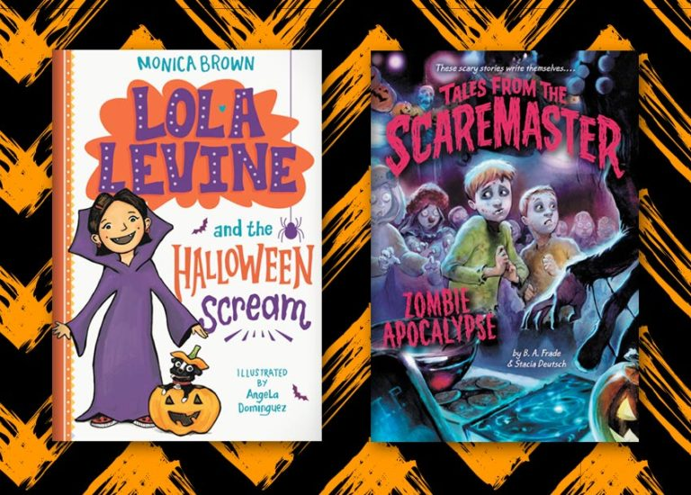 17 Frightfully Fun Stories to Get Your Kids in the Halloween