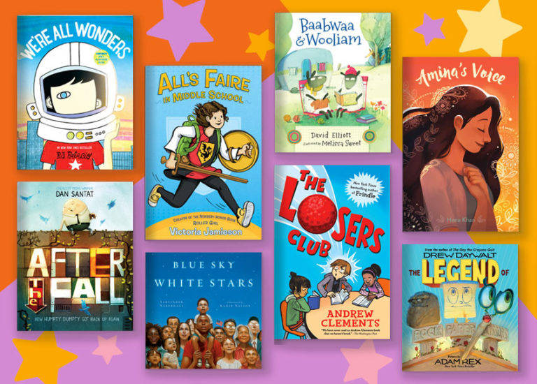The Best Children's Books of 2017, According to Kids Thumbnail