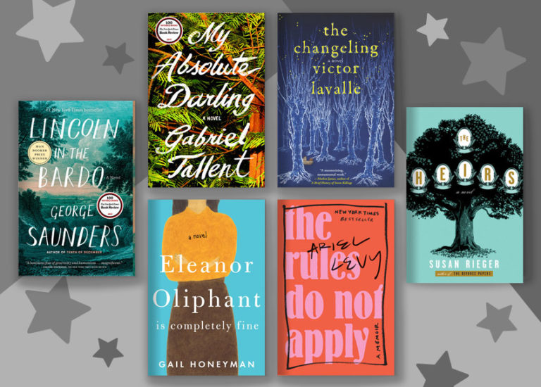The Best Books of 2017 — Real Recommendations from Real
