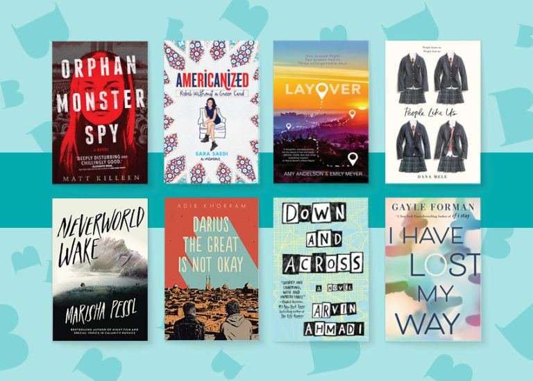 20 of the Most Exciting YA Books of 2018 Thumbnail
