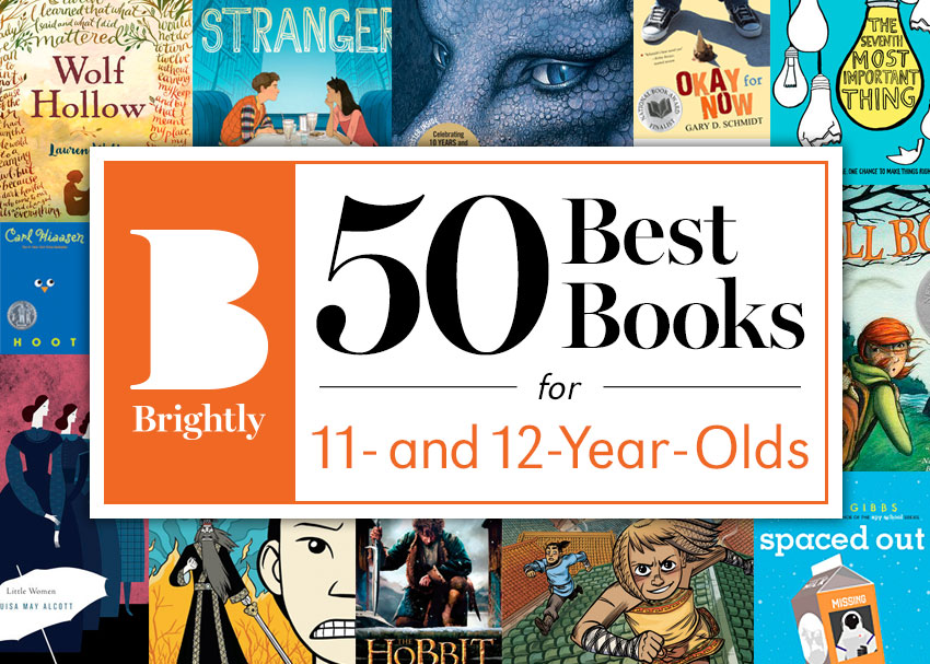 The 50 Best Books For 11 And 12 Year Olds Brightly