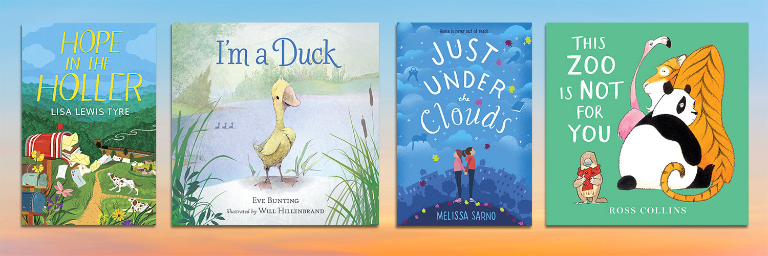 Spring Forward: 13 Children's Books About New Beginnings Thumbnail
