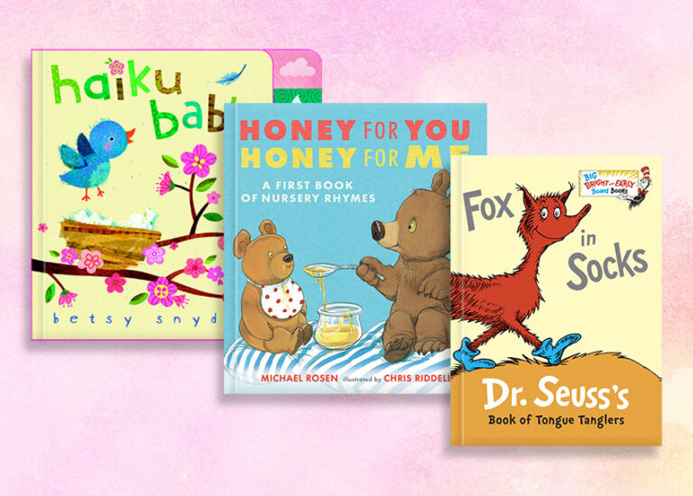 My First Poems: 12 Great Poetry Books for Kids Ages 0 – 4 Thumbnail