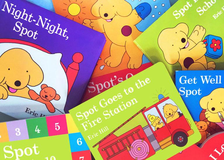 Spot-books