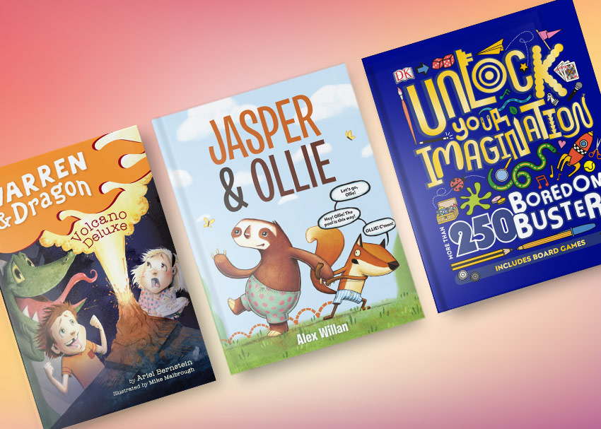 Summer Reading 2019 Books For Kids Ages 6 8 Brightly