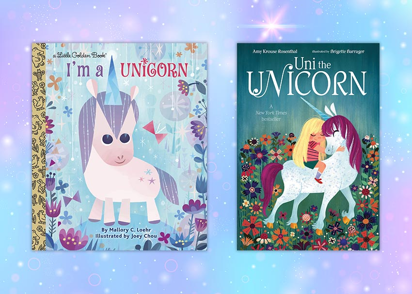 12 Magical Books About Unicorns for Children and Tweens
