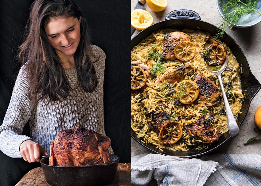 One Skillet Butter Chicken and Orzo — A Kid-Friendly Dinner Recipe for Families