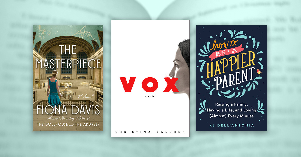 The Best Grown-Up Reads  of August 2018