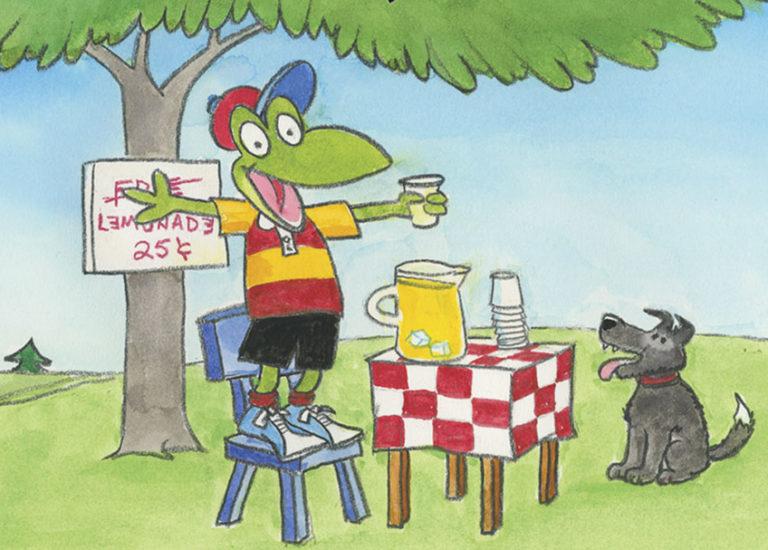 froggy-books