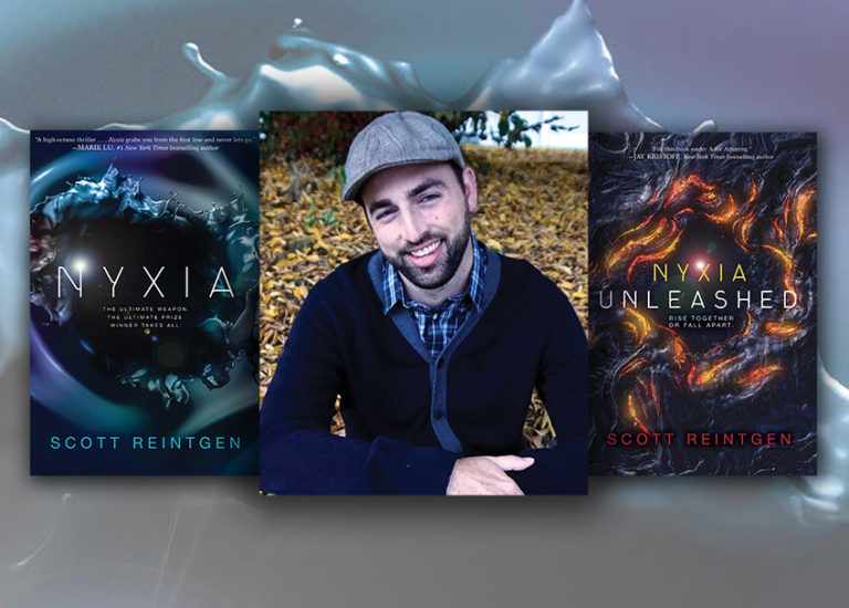 Stay True to Who You Are: <br>Scott Reintgen on the <i>Nyxia</i> Series and His Advice for Teens Thumbnail