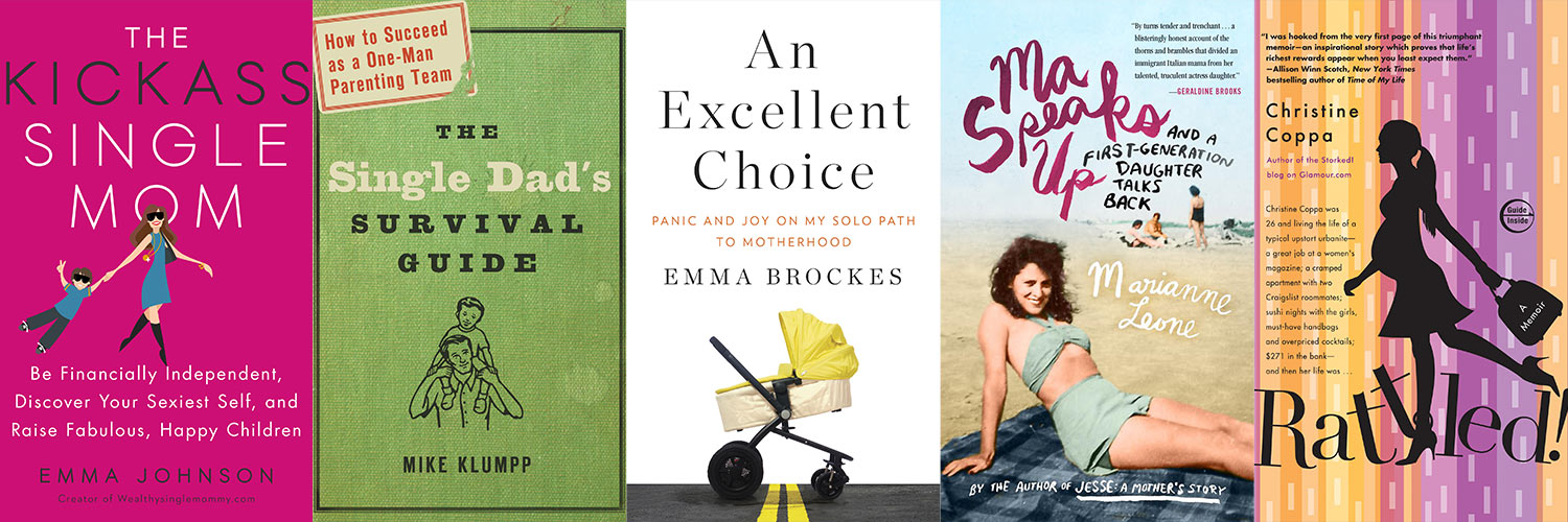 Books About Single Moms and Dads