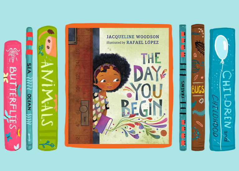 Bookshelf Must-Have:<br><i> The Day You Begin</i> Thumbnail