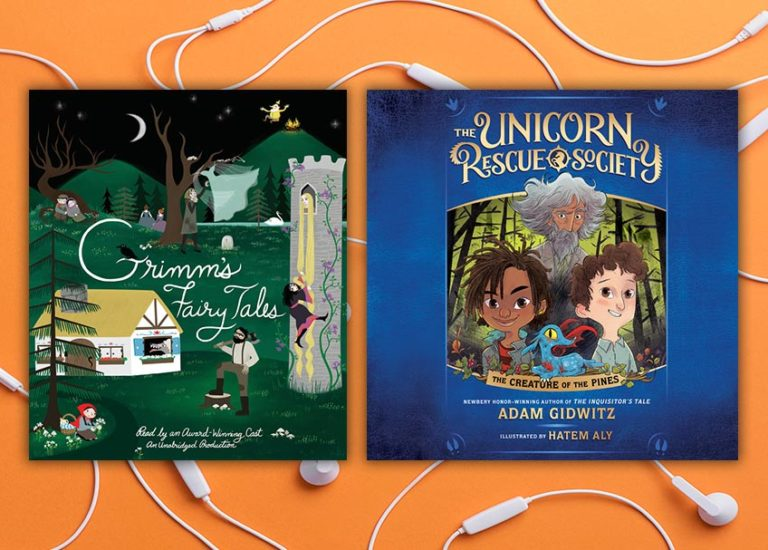 10 Fairy Tale and Mythology-Inspired Audiobooks for Kids and