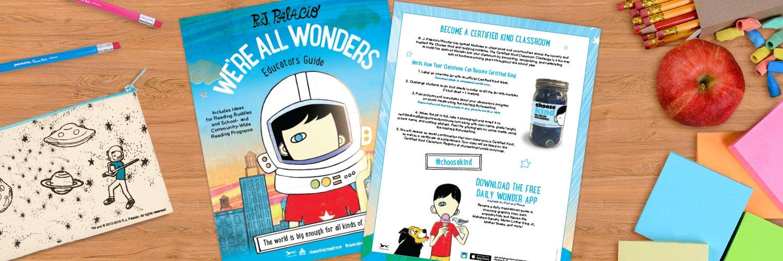 were-all-wonders-educator-guide