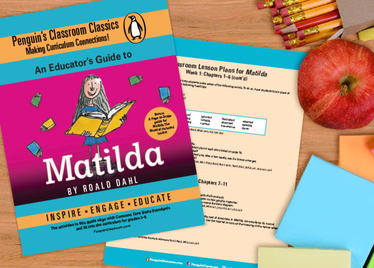 A Printable Educator's Guide to <br><i>Matilda</i> Thumbnail