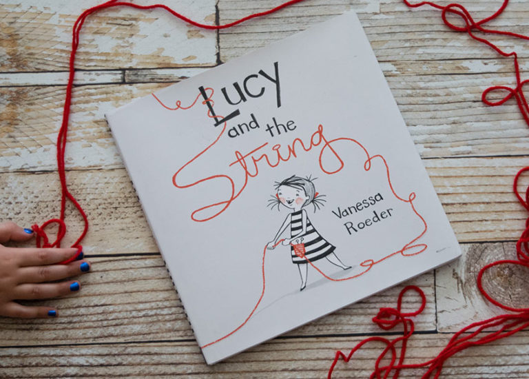 <i>Lucy and the String</i> Celebrates Childhood Creativity and <br>Problem-Solving Thumbnail