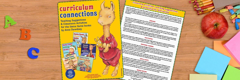 A Printable Educator's Guide to the <i>Llama Llama</i> Books Thumbnail