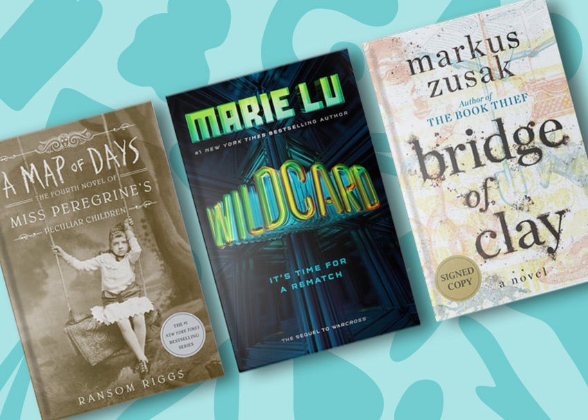 It isn't always easy to find the just-right holiday presents for teen  readers. We've put together this guide to help you find the unique gift  you've been ...