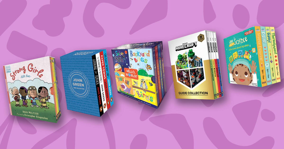 5116312c2f4dd The Best Boxed Book Sets for Kids and Teens | Gift Sets | Brightly