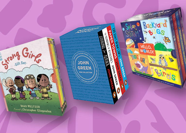 The Best Boxed Book Sets <br>for Children and Teens Thumbnail