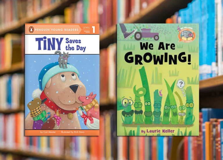 Beginning Reader Books to Keep on Your Library's Shelves Thumbnail