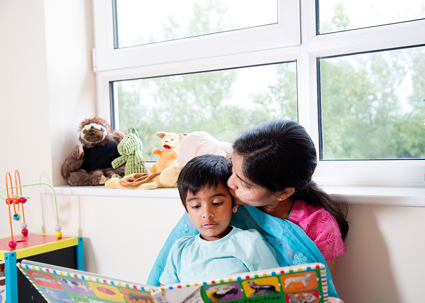 Looking Back and Looking Up:  Finding Solace in Children's Books Written in Troubled Times