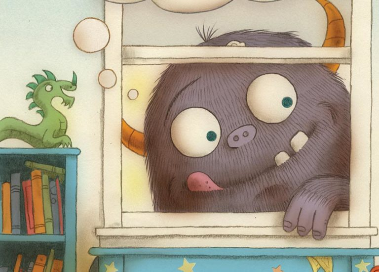 9 Funny Children's Books Starring Silly, Lovable Monsters Thumbnail